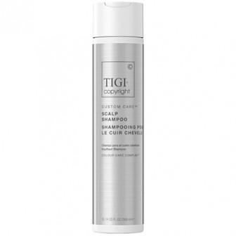TIGI Copyright Custom Care Scalp Shampoo 300ml