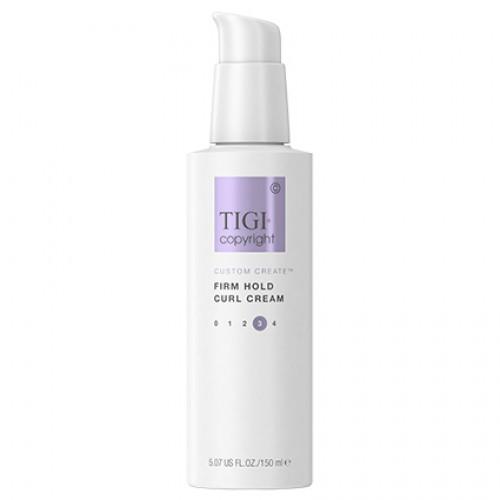 TIGI Custom Create Firm Hold Curl Crme 150ml