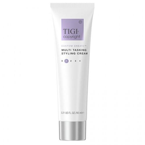 TIGI Custom Create Multi Tasking Styling Cream 100ml