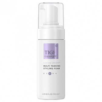 TIGI Custom Create Multi Tasking Styling Foam 125ml