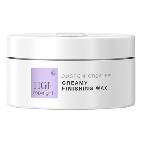 TIGI Custom Create Creamy Finishing Wax 55g