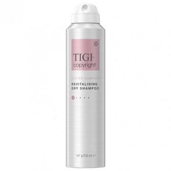TIGI Custom Complete Revitalising Dry Shampoo 250ml