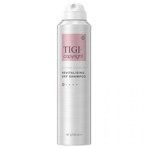 TIGI Copyright Custom Complete Revitalising Dry Shampoo 250ml