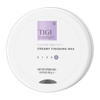 TIGI Copyright Custom Create Creamy Finishing Wax Mini 20g