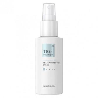 TIGI Copyright Custom Create Heat Protection Spray Mini 75ml