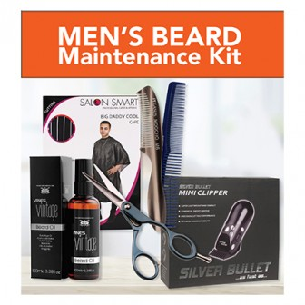 Mens Beard Maintenance Kit