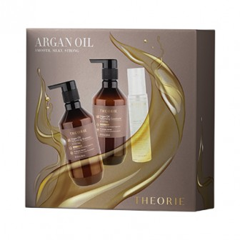 Theorie Argan Oil 3PC Gift Box