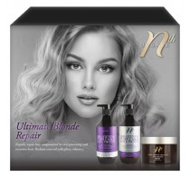 Nth Degree Brightest Blonde Hair Care Gift Pack