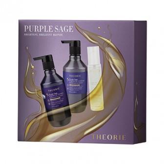 Theorie Purple Sage 3 Piece Gift Box