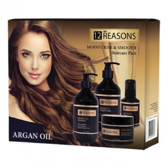 12Reasons Argan Oil Gift Pack
