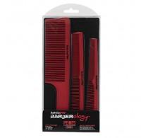 BaBylissPRO Barberology Barbers Comb Set
