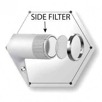 IQ Perfetto Hair Dryer Side Filter