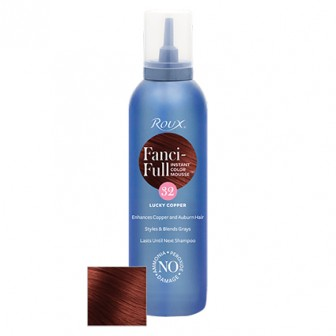 Fanci-Full Lucky Copper Mousse 170gm