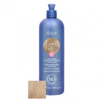 Fanci-Full Spun Sand Rinse 450ml