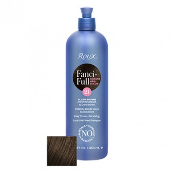 Fanci-Full Plush Brown Rinse 450ml