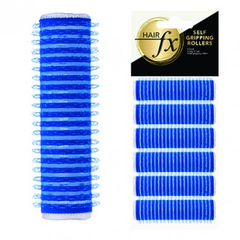 Home Appliances Hot 12 Pieces Blue Self Grip 30mm Buckle Hair Rollers Products Are Sold Without Limitations
