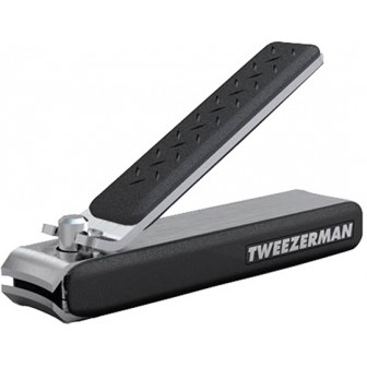 Tweezerman Gear Precision Grip Fingernail Clipper