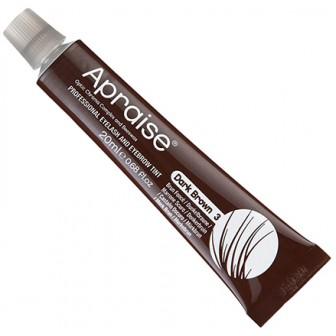 Apraise Eyelash and Eyebrow Tint Dark Brown
