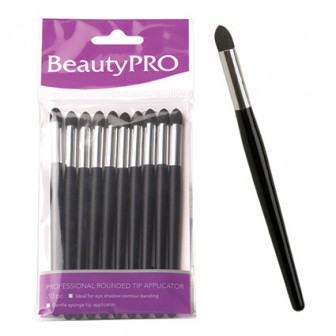 BeautyPRO Affinity Applicators Rounded Tip 10pc