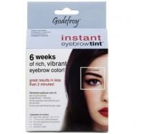 Godefroy Instant Eyebrow Tint Kit - Dark Brown