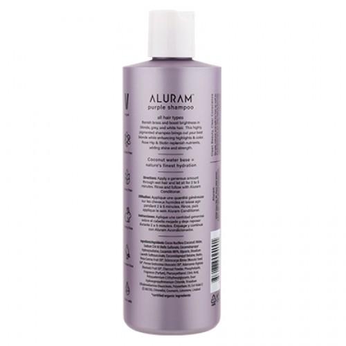 Aluram Purple Shampoo 355ml
