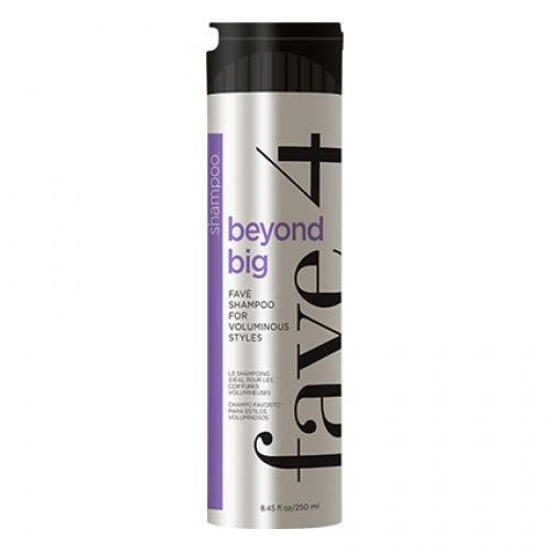Fave4 Beyond Big Shampoo 250ml