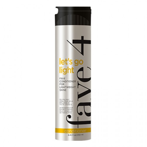 Fave4 Lets Go Light Conditioner 250ml