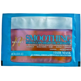 Nth Degree Smoothing Argan Oil and Keratin Hair Treatment Sachet