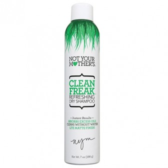Not Your Mothers Clean Freak Refreshing Dry Shampoo 198g