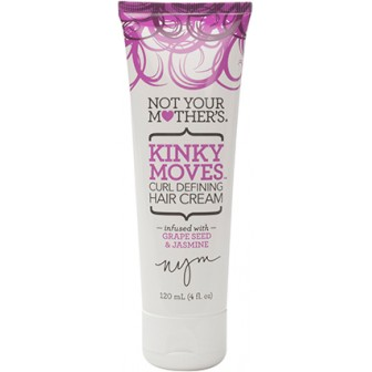 Not Your Mother's Kinky Moves Curl Defining Hair Cream 120ml