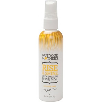 Not Your Mother's Rise & Shine Silky Smooth Shine Mist 118ml