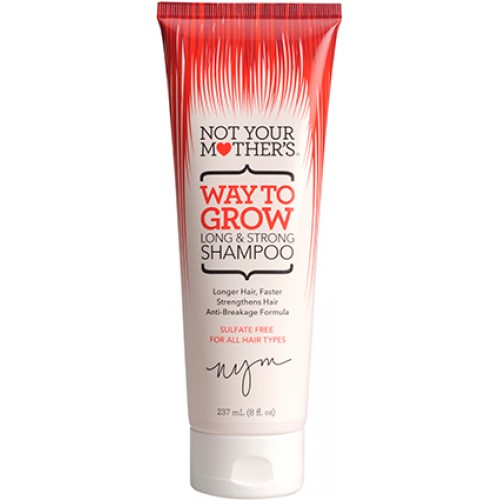 Not Your Mothers Way To Grow Long & Strong Shampoo