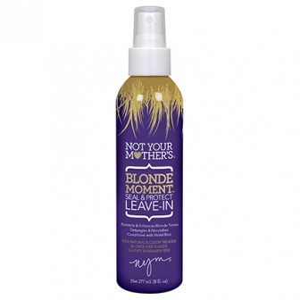Not Your Mother's Blonde Moment Seal & Protect Leave-In Conditioner 177ml