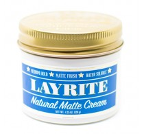 LAYRITE NATURAL MATTE CREAM 113G