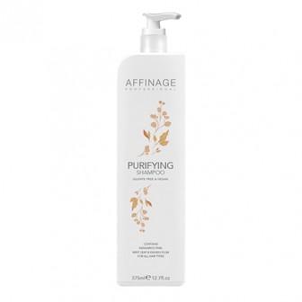 Affinage Cleanse & Care Purifying Shampoo 375ml