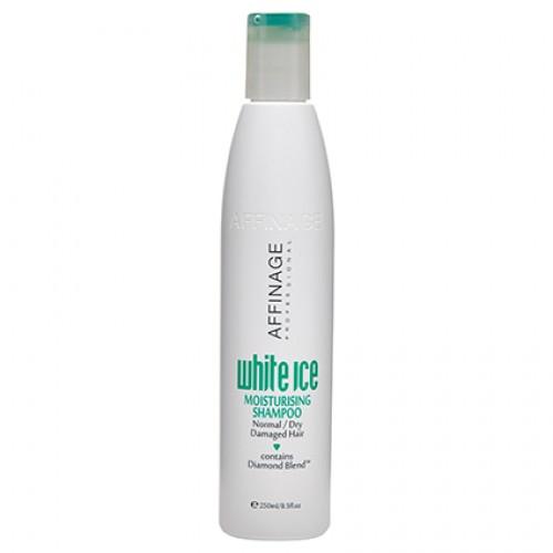 Affinage White Ice Moisturizing Shampoo 250ml.
