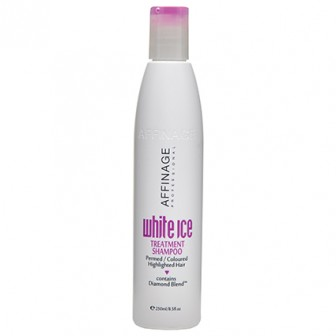 Affinage White Ice Treatment Shampoo 250ml