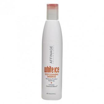 Affinage White Ice Deep Cleanse Shampoo 250ml.