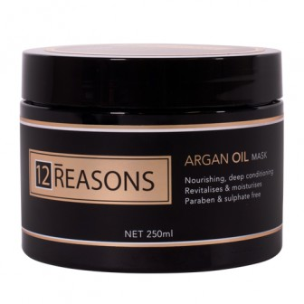 12Reasons Argan Oil Hair Treatment Mask 250ml