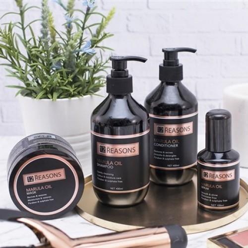 12Reasons Marula Oil Shampoo 400ml