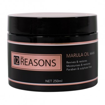12Reasons Marula Oil Hair Treatment Mask 250ml