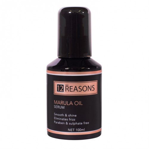 12Reasons Marula Oil Hair Serum 100ml
