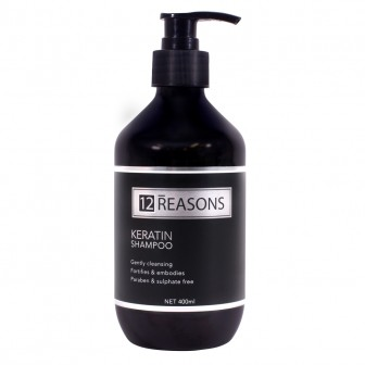 12Reasons Keratin Shampoo 400ml
