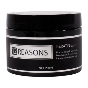 12Reasons Keratin Hair Treatment Mask 250ml