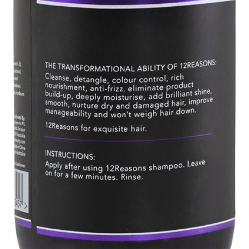12Reasons Purple Shampoo 400ml