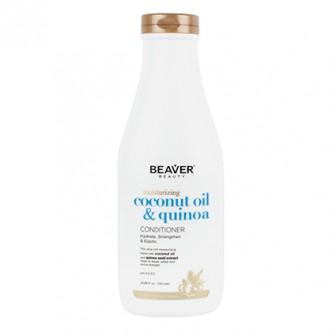 Beaver Coconut Oil And Quinoa Moisturising Conditioner 750ml