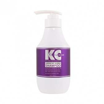Keratin Colour Defend My Blonde Shampoo 400ml