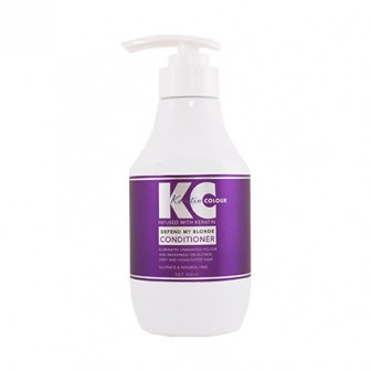 Keratin Colour Defend My Blonde Conditioner 400ml