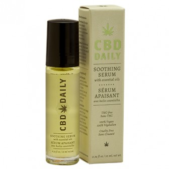CBD Daily Soothing Serum Rollerball 10ml