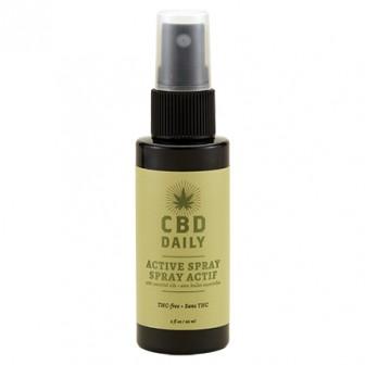 CBD Daily Active Spray 60ml